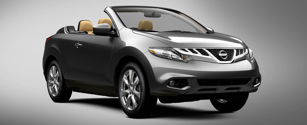 convertible awd veh suv nissan murano base in crosscabriolet contact